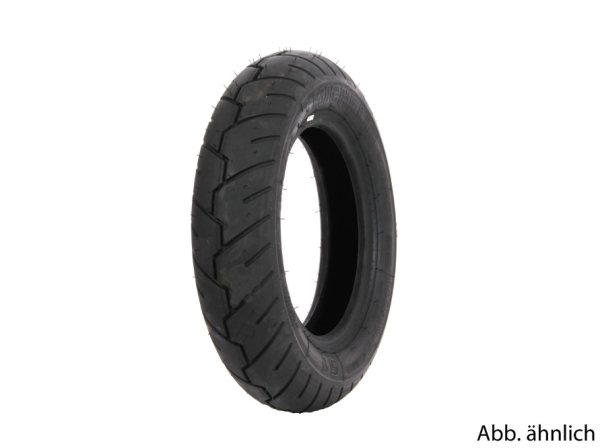 Michelin Reifen 100/80-10, 53L, TL/TT, S1, vorne/hinten