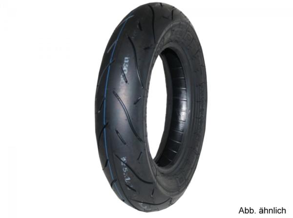 Heidenau Reifen 120/70-12, 58S, TL, verstärkt, K80SR, vorne