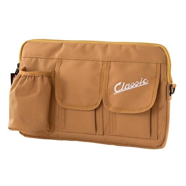 """Tasche """"Classic"""" für Gepäckfach/Handschuhfach Vespa - braun"""